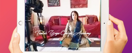Traditional tantric yoga ONLINE Academy con Maya Swati Devi