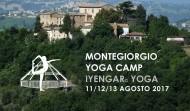 MONTEGIORGIO YOGA CAMP IYENGAR©