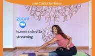 Lezioni di IYENGAR® Yoga in diretta ZOOM