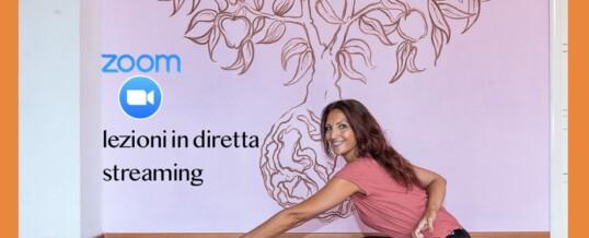 Lezioni di Iyengar Yoga Online – Orari