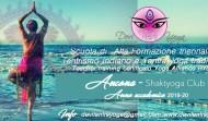 Scuola di Alta formazione di Tantrismo indiano e Tantra yoga tradizionale