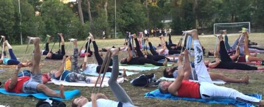 ESTATE 2020: IYENGAR® Yoga al Parco